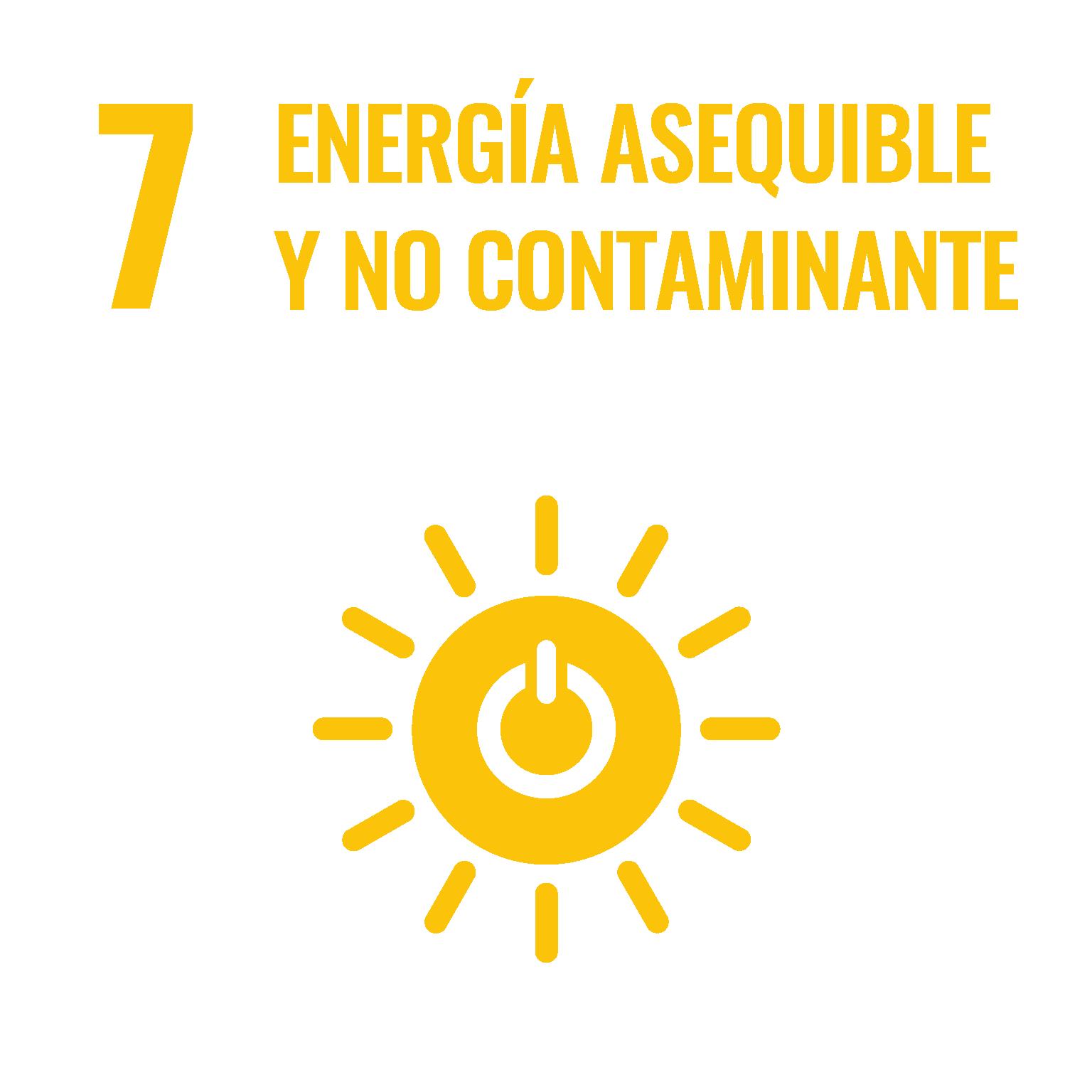 Objetivo onu energía asequible y no contaminante
