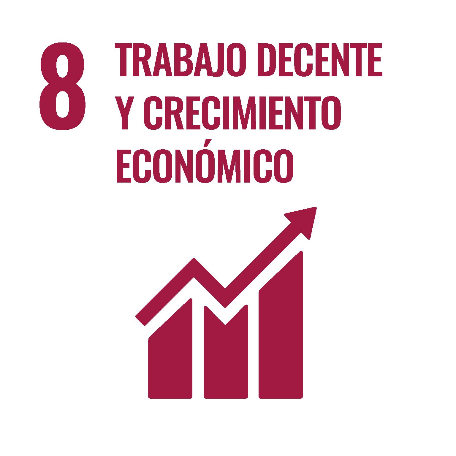 Objetivos onu trabajo decente y crecimiento económico