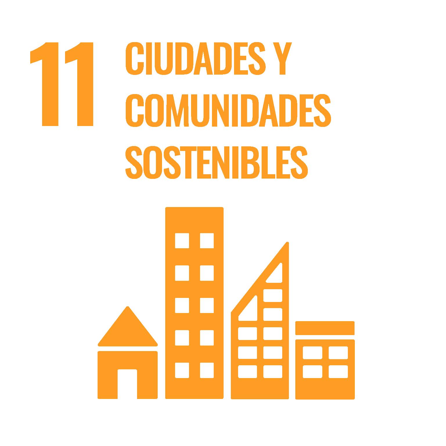 Objetivos ONU ciudades y comunidades sostenibles